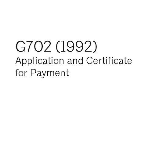 G702 (1992)