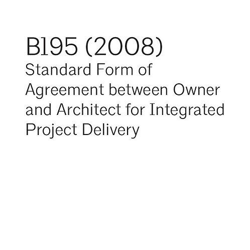 B195 (2008)