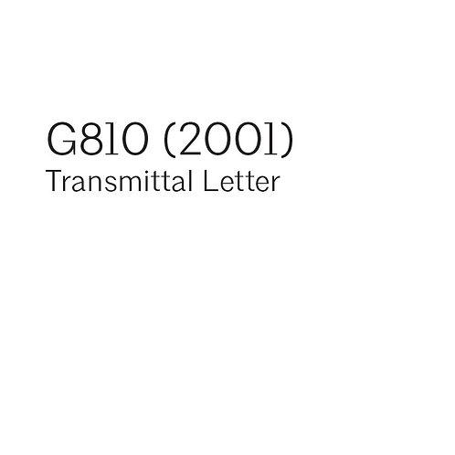G810 (2001)