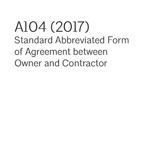 A104 (2017)