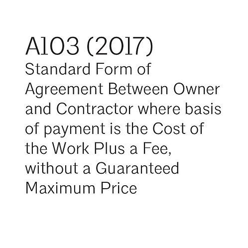 A103 (2017)