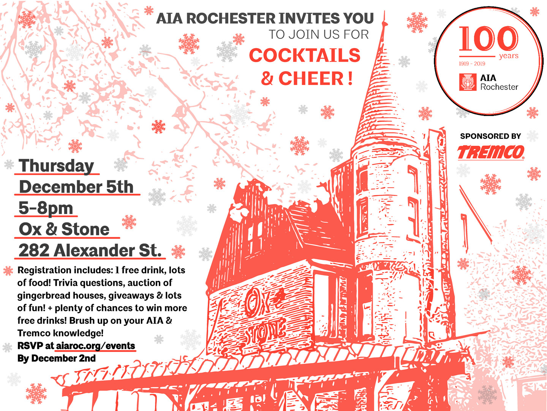 AIA HOLIDAY INVITE - OX&STONE more info