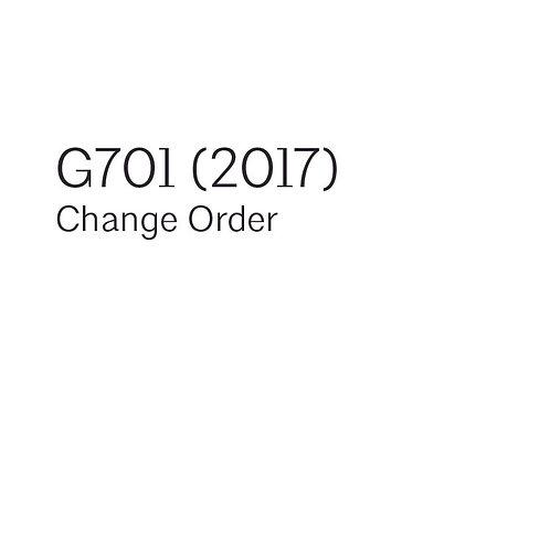 G701 (2017)