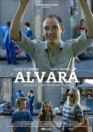Cartaz Filme Alvará