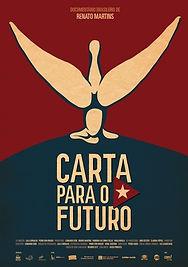 Cartaz Fime Carta Para O Futuro