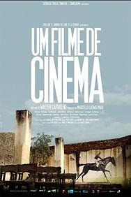 Cartaz Um Filme de Cinema