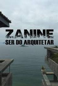 Cartaz Filme Zanine Ser do Arquitetar