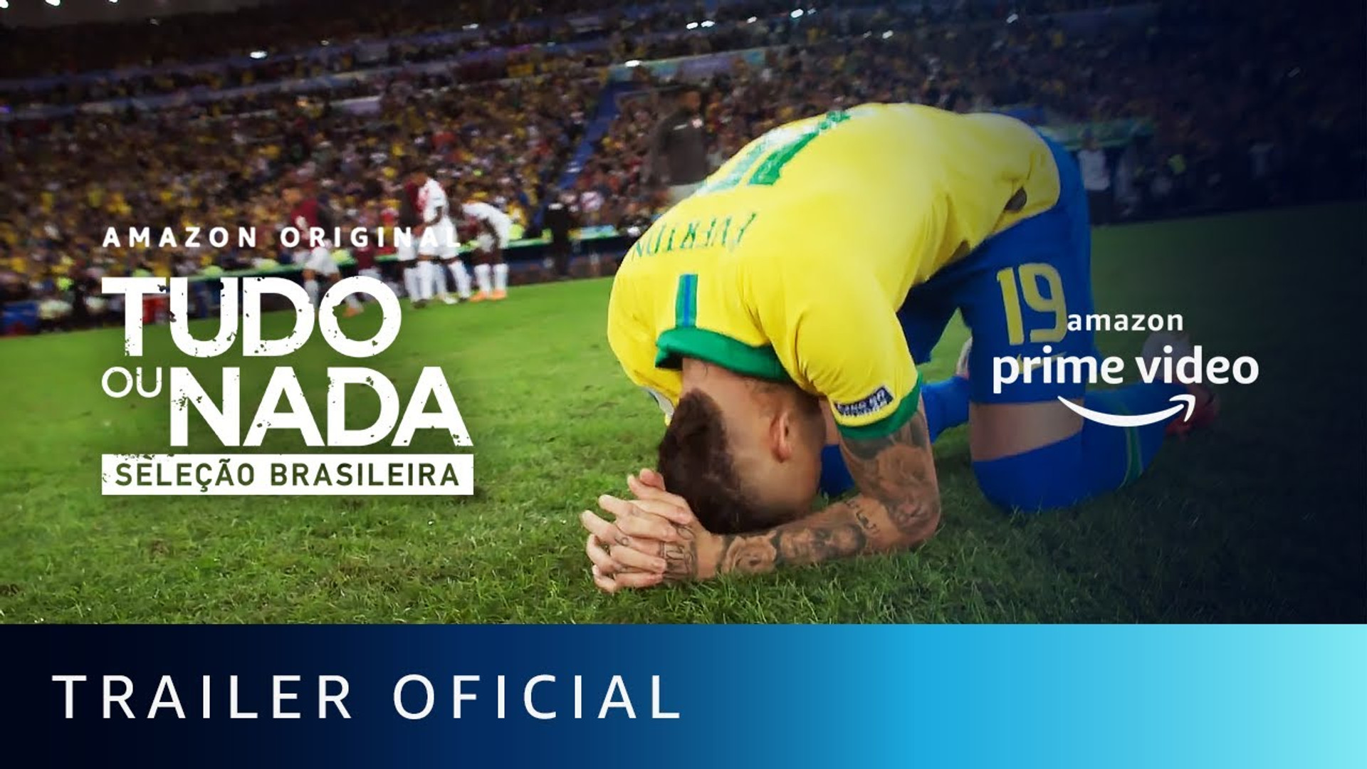TUDO OU NADA: SELEÇÃO BRASILEIRA