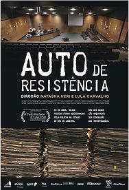 Cartaz Filme Auto de Resistência