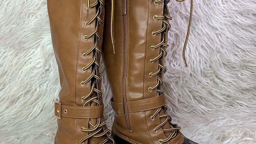 Tall Duck Boots