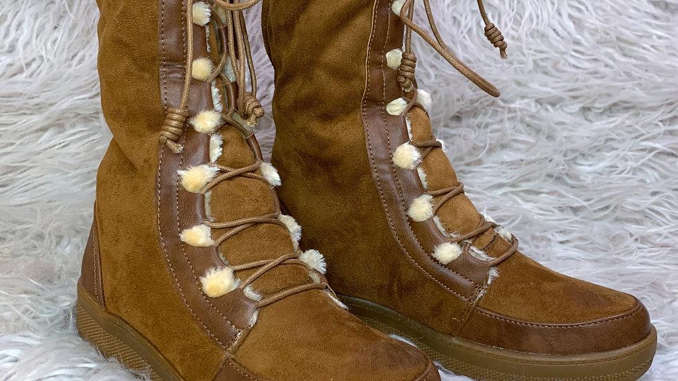 Marshmallow Boots