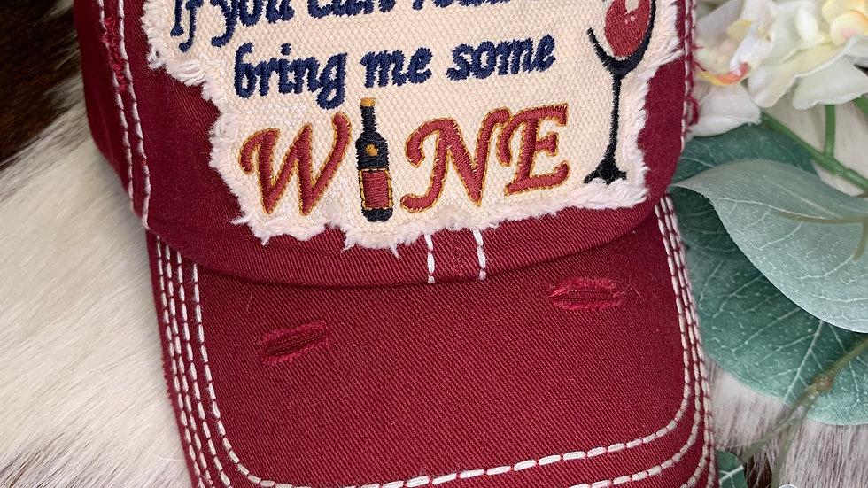 Red Wine Hat