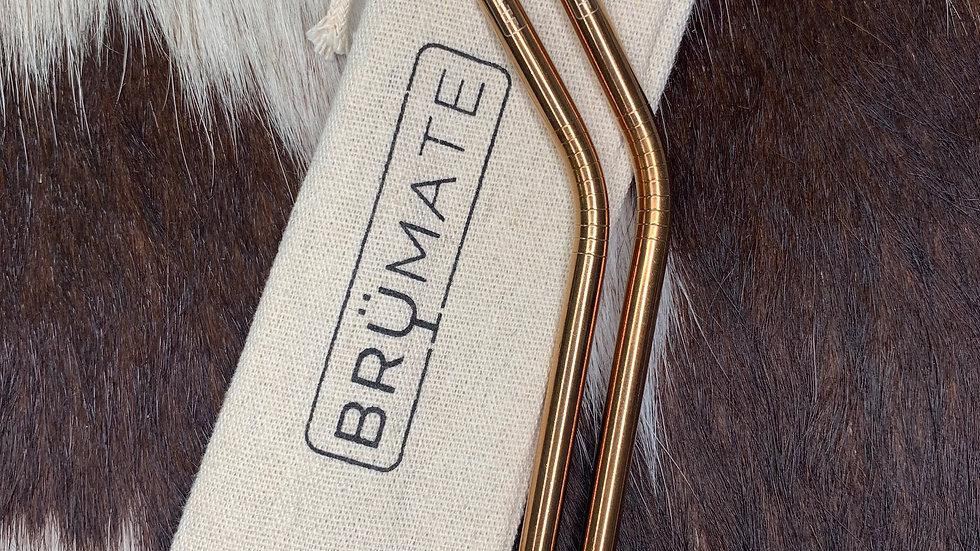 Brumate Metal Straws