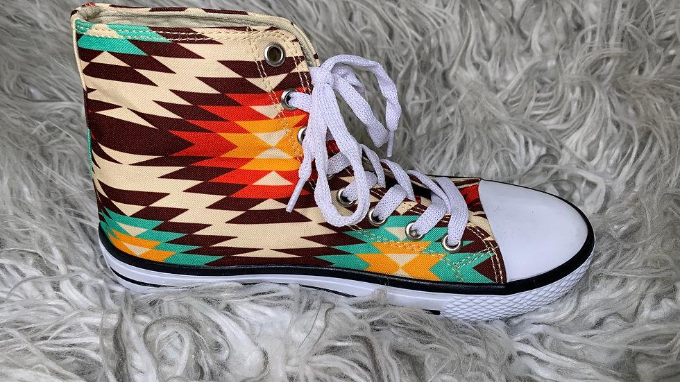 Aztec Sneakers