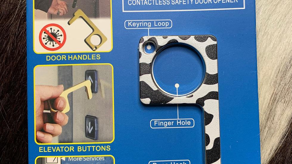 Contactless Safety Door Opener
