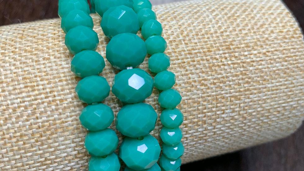 Cheekys Turquoise Bracelet