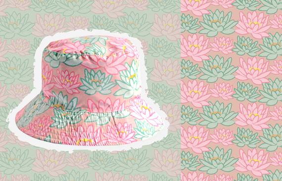 bucket waterlilies