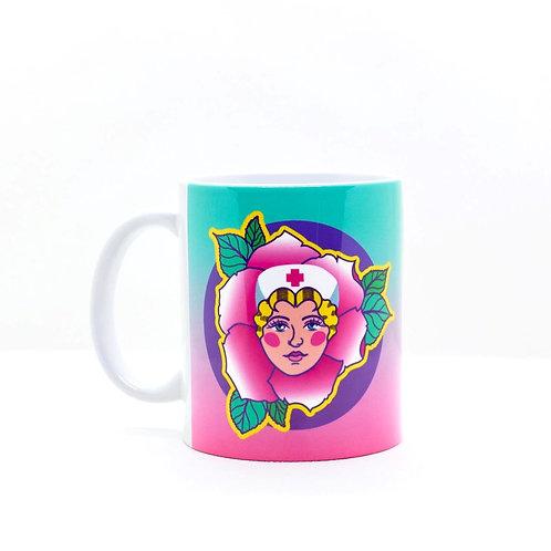 rose of acidland mug 11oz