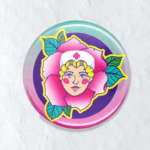 rose acidland -pin
