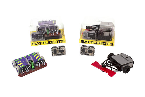 HEXBUG BattleBots Build Your  Own Bot (IR) (Assorted)