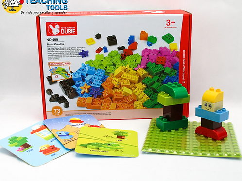 BASIC CREATIVE 73 PCS