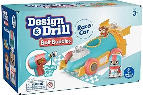 EI 4186 DESIGN AND DRILL BOLT BUDDIES RACE CAR