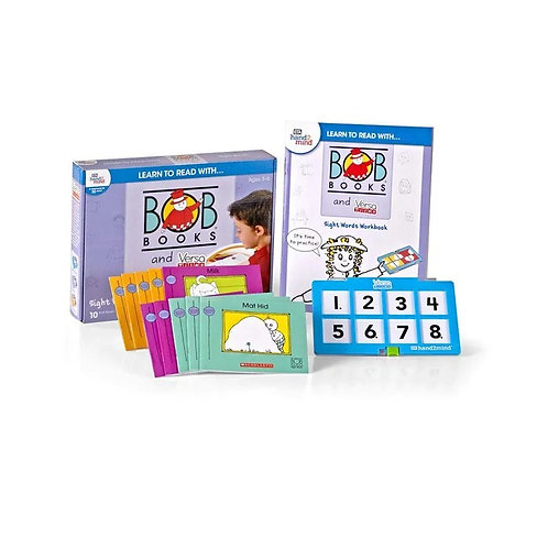 LEARN TO READ WITH BOOKS AND  VERSATILES SIGHTS WORDS SETS