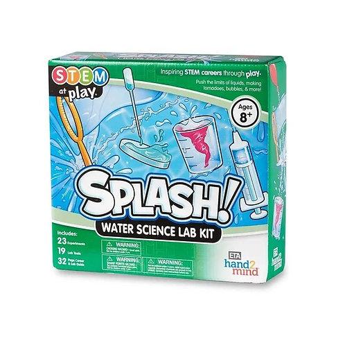 STEM AT PLAY SPLASH WATER SCIENCE LAB KIT