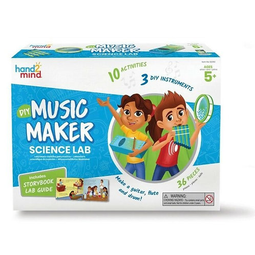 MUSIC MAKER SCIENCE LAB