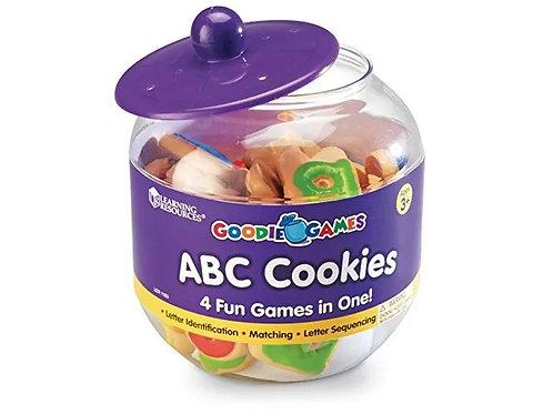 GOODIE GAMES ABC COOKIES