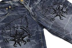 levi's x copperhead jeans