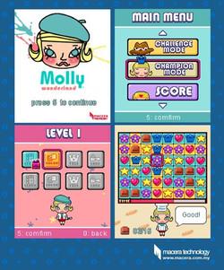 molly game by Macera malaysia