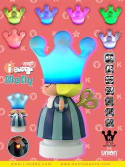 i-buddy x molly