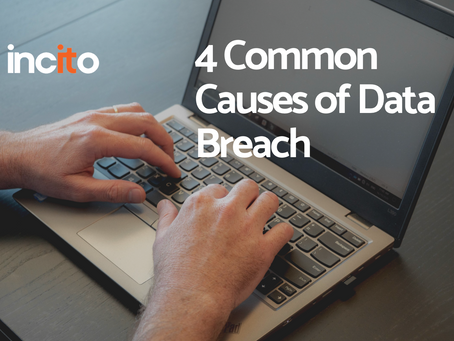 4 Common Causes of Business Data Breaches