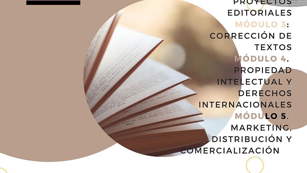 Ficha de pago Diplomado en Edicion