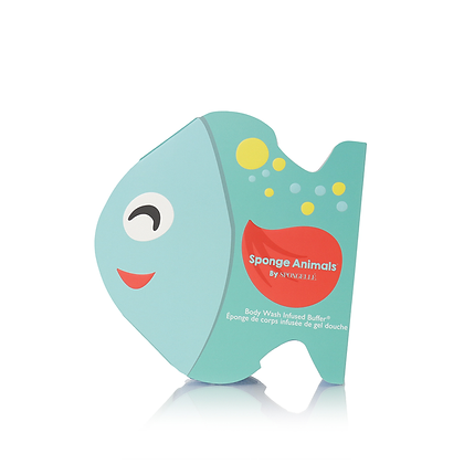 Kids' Fish Travel Sponge Animal