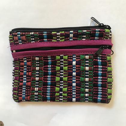 Multicolored Wallet