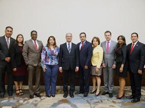 Diputados sostienen encuentro con Embajador de Israel