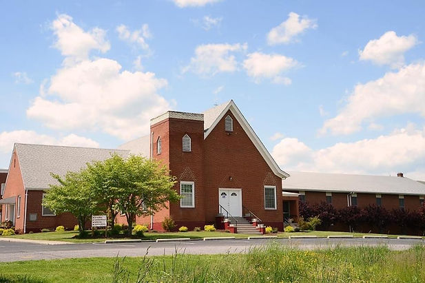 Picture of the Church (website home page