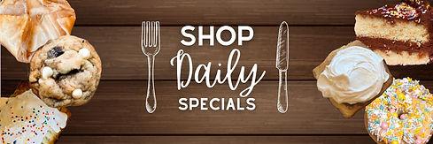 Shop Daily Specials