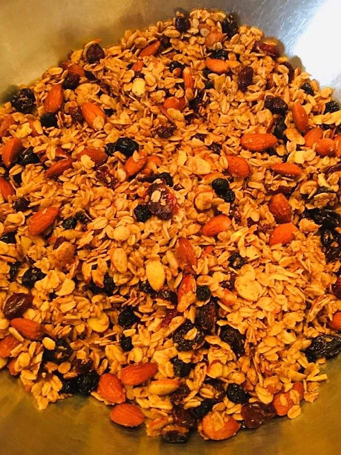 Wednesday, March 31st: Summit Snacks™ Maple, Cherry Almond Granola 1LB Bag