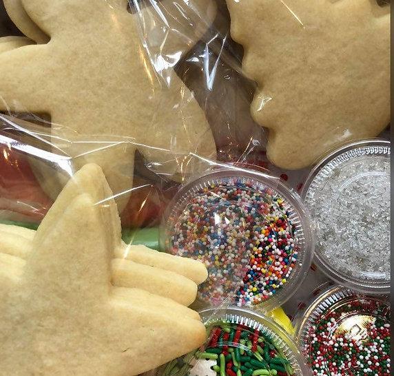 Mechanicville PTA DIY Christmas Cookie Kit