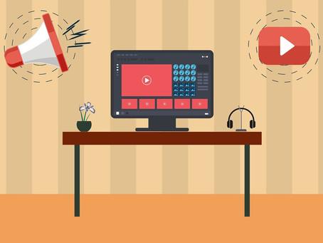 YouTube, Planejando Sua Primeira Live