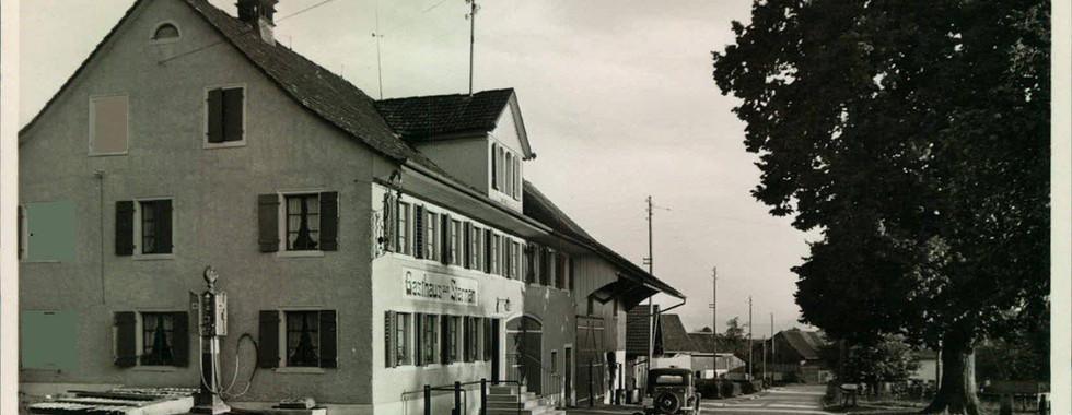 Restaurant Sternen, 1930