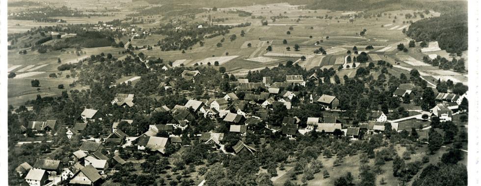 Flugaufnahme, 1960