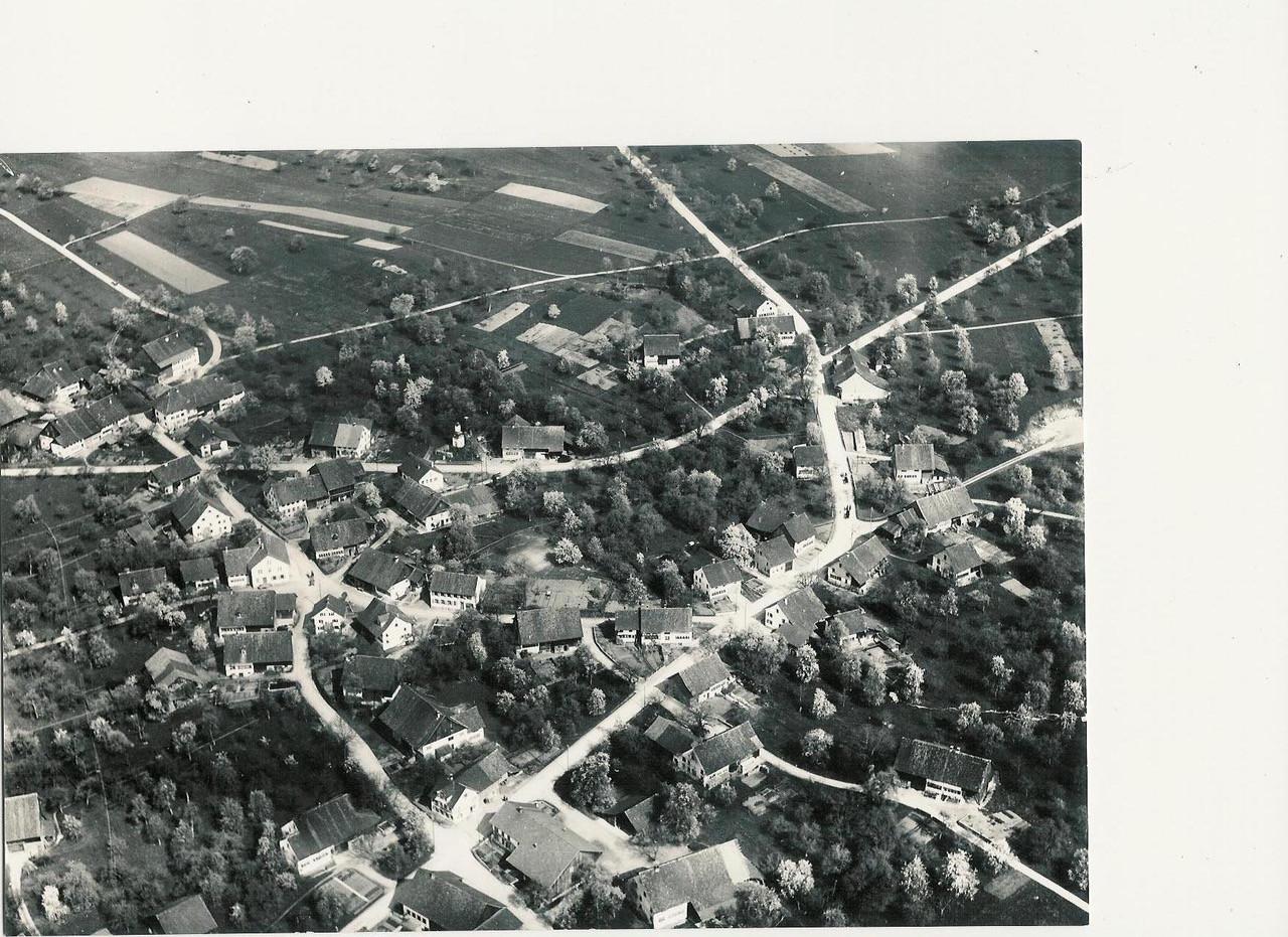 Flugaufnahme, 1921