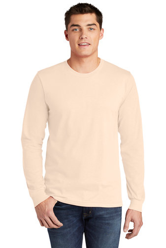 American Apparel ® Fine Jersey Long Sleeve T-Shirt