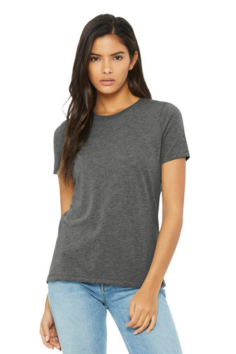 BELLA+CANVAS ® Women's Relaxed Jersey Short Sleeve Tee