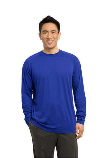 Sport-Tek® Long Sleeve Ultimate Performance Crew