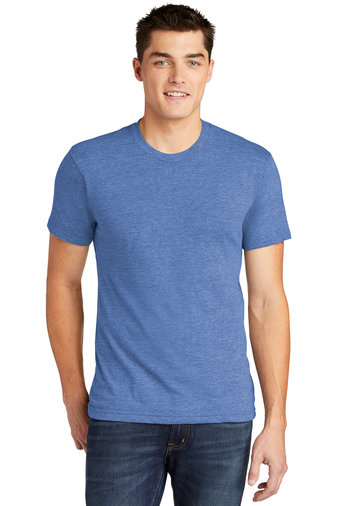 American Apparel ® Tri-Blend Short Sleeve Track T-Shirt